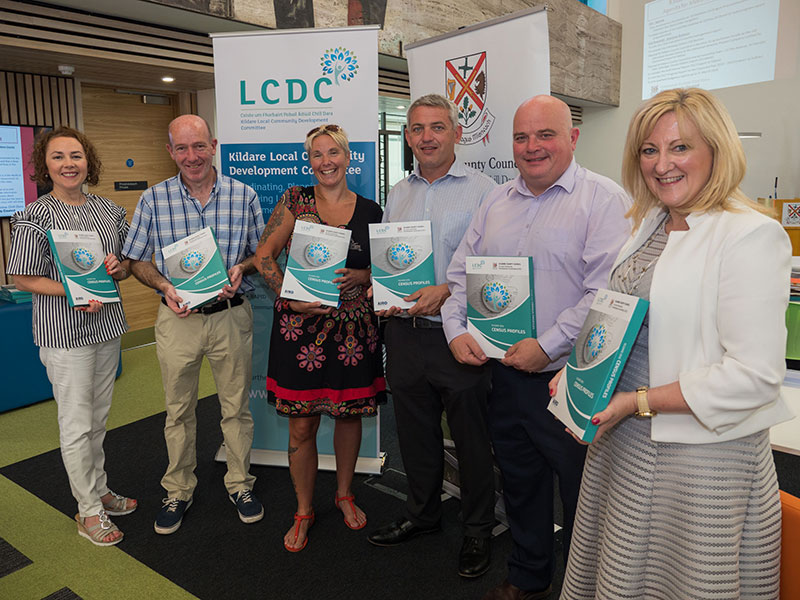 Kildare Census 2016 Profiles Launched in Athy