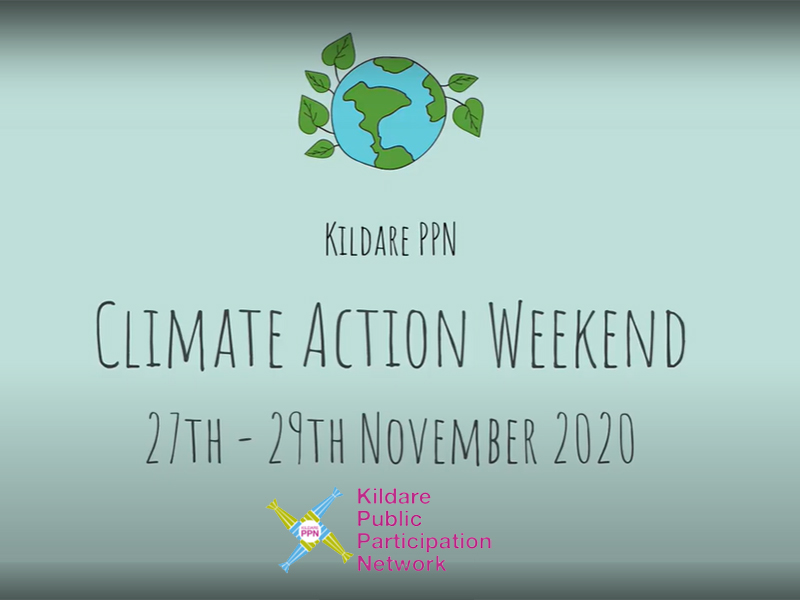 Kildare PPN Climate Action Weekend