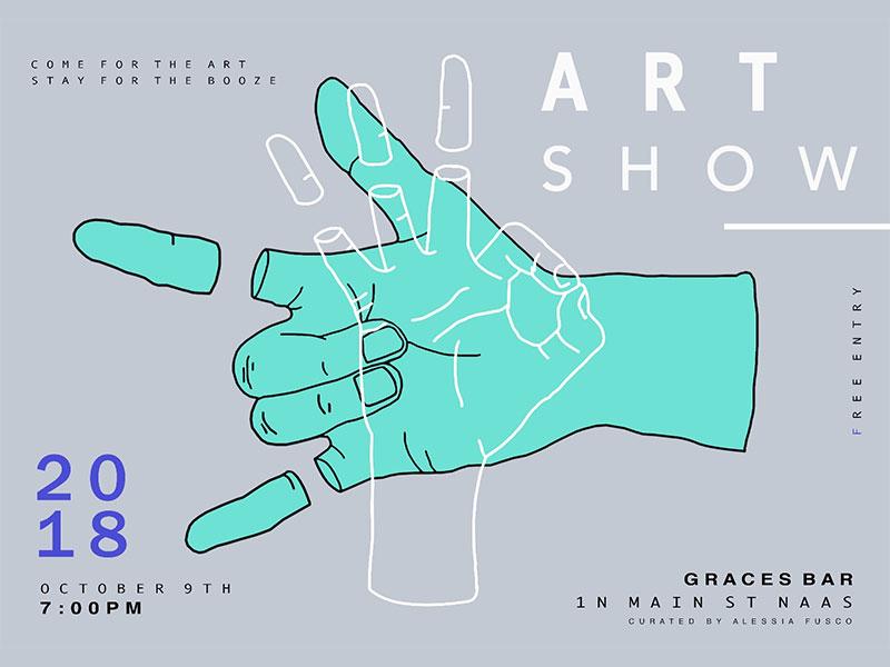 Naas Art Collective Exhibition