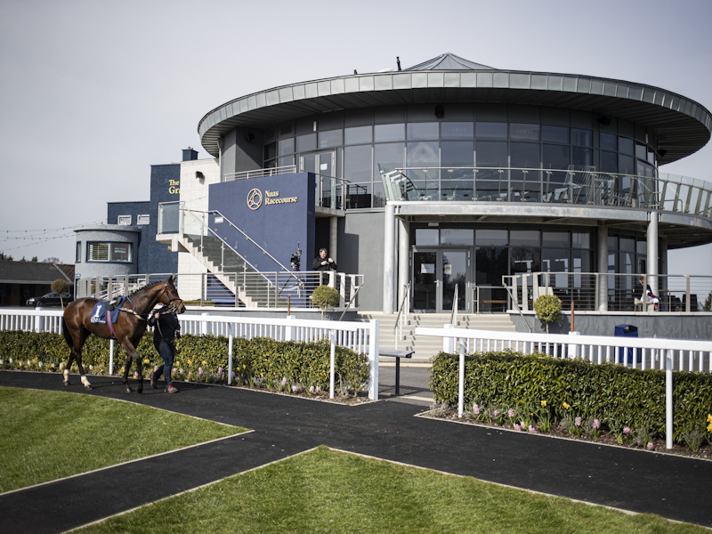 Naas to Host Return to Racing on June 8
