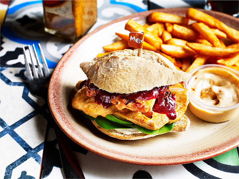 Nando's Spreads Its Wings In Co. Kildare
