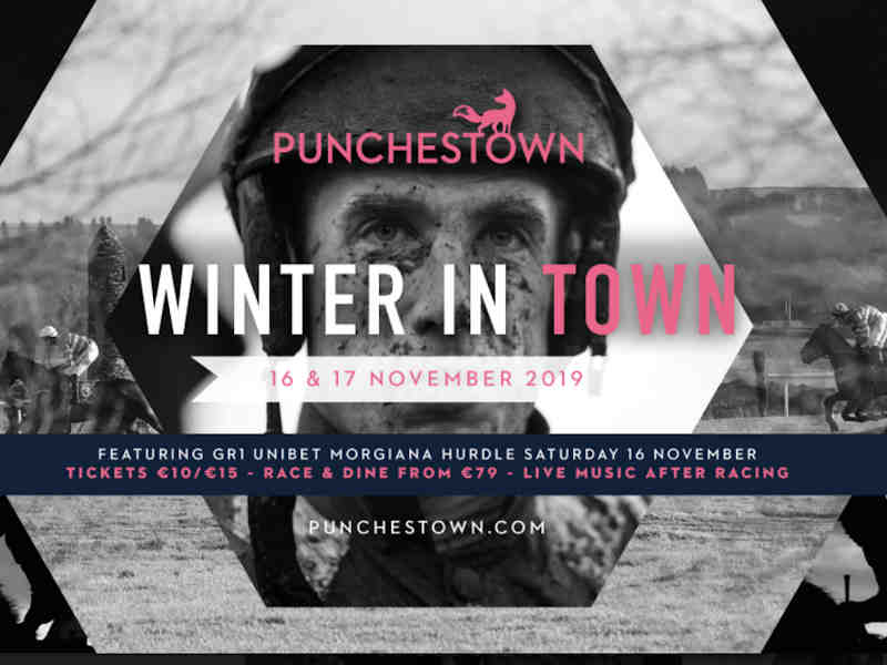 Punchestown - Winter In Town - Racing Festival