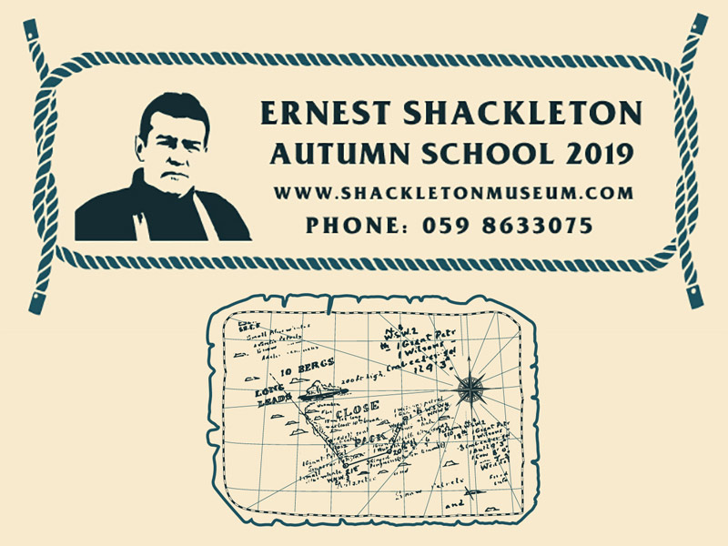 BBC 20th Century Icon Explorer Winner Ernest Shackleton