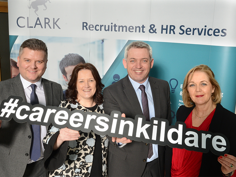 Launch of #careersinkildare Campaign