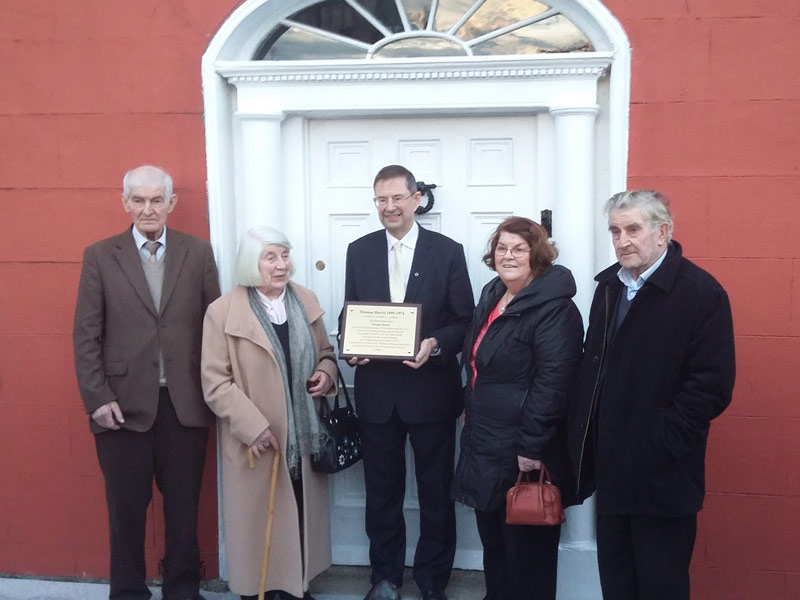 Prosperous 1916 Veteran Honoured