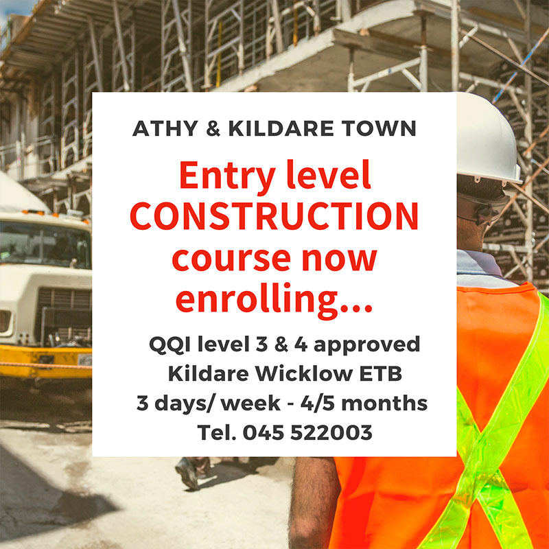 Entry-Level Construction Course KWETB