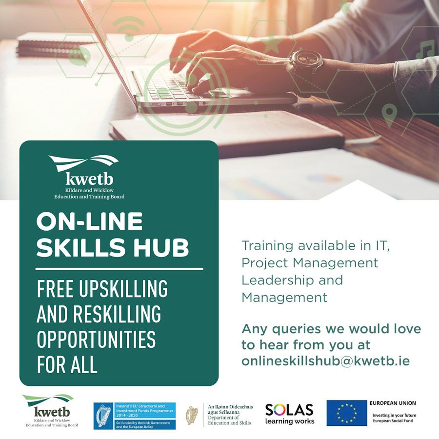 KWETB On-line Skills Hub