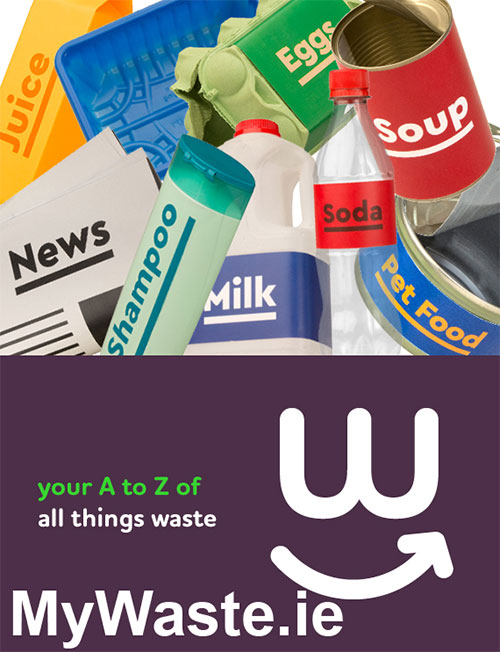 MyWaste.ie waste online resource