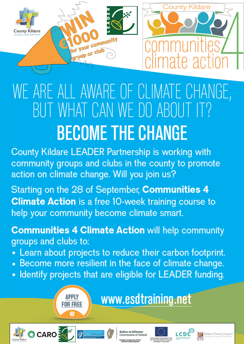 Communities 4 Climate Action Training Course