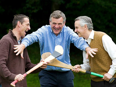 Hurling for Cancer Research Raises €542,000