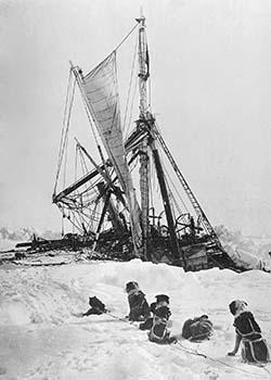 Athy Polar Explorer Ship Search in 2019