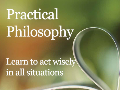 Practical Philosophy Classes Commencing in Naas