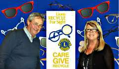 Athy Lions Recycle for Sight