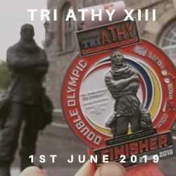 Over 1000 entries in Tri Athy Triathlon