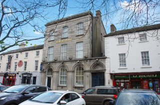 Athy bank not sold at auction