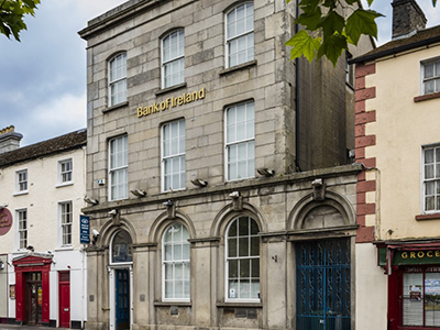 Athy bank sale under national portfolio