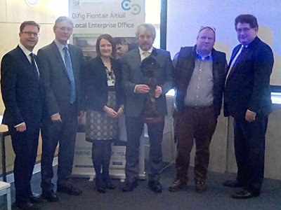 Winners announced at County Enterprise Awards