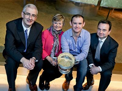 National Malting Award for Athy Farm