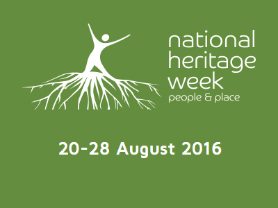 Register Now for National Heritage Week