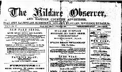 Now Online: The Kildare Observer 1880 - 1935