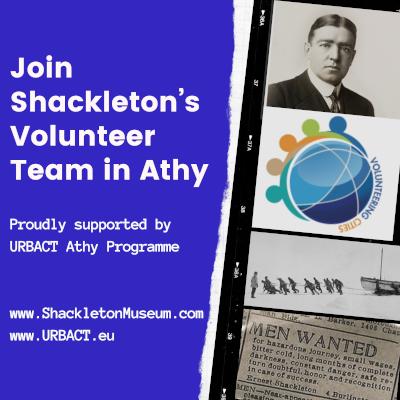 Join Ernest Shackleton's Volunteer Team