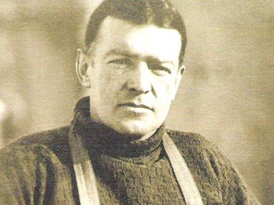 Tom Hardy to play Antarctic explorer Ernest Shackleton