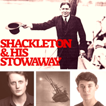 Athy's Shackleton and his Stowaway