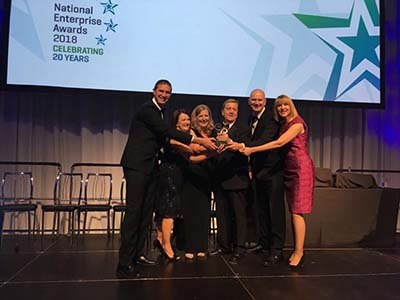 Terra Liquid Minerals (Athy) wins National Award