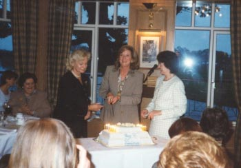 2nd Nov 1997, Celebrating S.I.N.K. 2nd Anniversary Charter Lunch at the K Club
