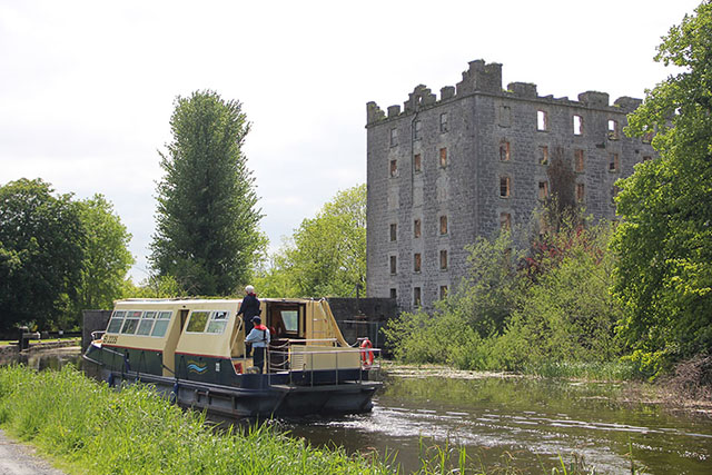 Athy Boat Tours