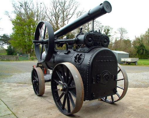 The Steam Museum & Lodge Park Walled Garden